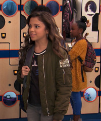 Game Shakers. T2.  Episodio 14: Guerra y melocotón