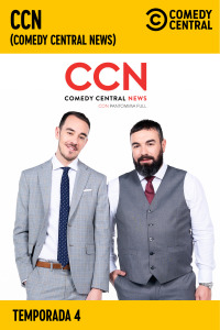 CCN (Comedy Central News). T4.  Episodio 8: Big Bad Data