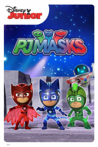 Pj Masks. T2.  Episodio 15: Las carrozas locas