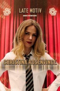 Late Motiv. T4.  Episodio 124: Cristina Rosenvinge