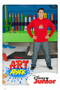 Art Attack. T3.  Episodio 12: Caleidoscopio