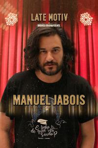 Late Motiv. T4.  Episodio 150: Manuel Jabois