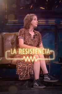 La Resistencia: Selección.  Episodio 68: Ingrid García Jonsson -