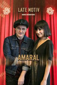 Late Motiv. T5.  Episodio 4: Silvia Abril y Toni Acosta / Amaral