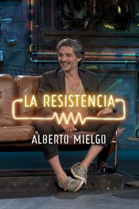 La Resistencia: Selección.  Episodio 99: Alberto Mielgo - Entrevista - 25.09.19