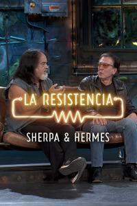 La Resistencia: Selección.  Episodio 121: Hermes y Sherpa - Entrevista - 15.10.19