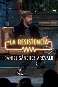 La Resistencia: Selección.  Episodio 125: Daniel Sánchez Arévalo - Entrevista - 17.10.19