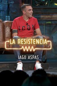 La Resistencia: Selección.  Episodio 131: Iago Aspas - Entrevista - 23.10.19