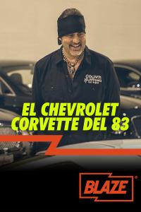 El Chevrolet Corvette del 83