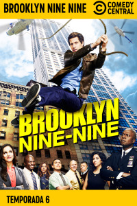 Brooklyn Nine-Nine. T6.  Episodio 2: Hitchcock y Scully