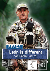 León is different con Pablo Castro. León is different con Pablo Castro
