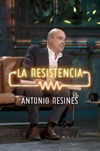 La Resistencia: Selección.  Episodio 144: Antonio Resines -