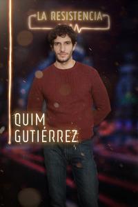 La Resistencia. T3.  Episodio 35: Quim Gutiérrez