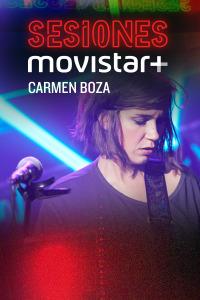 Sesiones Movistar+. T1.  Episodio 4: Carmen Boza