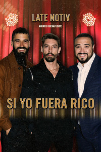 Late Motiv. T5.  Episodio 37: Alex García, Adrián Lastra y Franky Martín
