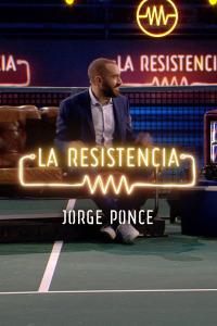 La Resistencia: Selección.  Episodio 156: Jorge Ponce -