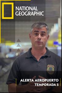 Alerta aeropuerto 5: Brasil. T5.  Episodio 2: Cocaína cardíaca