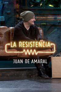 La Resistencia: Selección.  Episodio 163: Juan de Amaral - Entrevista - 20.11.19