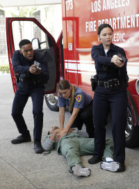 The Rookie. T2.  Episodio 1: Impacto