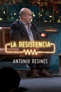 La Resistencia: Selección.  Episodio 186: Antonio Resines -
