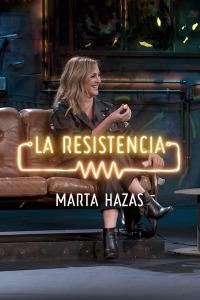La Resistencia: Selección.  Episodio 191: Marta Hazas - Entrevista - 17.12.19
