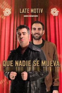 Late Motiv. T5.  Episodio 59: Jon Plazaola y Agustín Jiménez