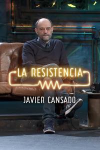 La Resistencia: Selección.  Episodio 201: Javier Cansado - Entrevista - 09.01.20