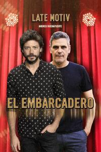 Late Motiv. T5.  Episodio 64: Álvaro Morte y Roberto Enríquez
