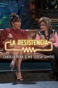 La Resistencia: Selección.  Episodio 212: Candela Peña -