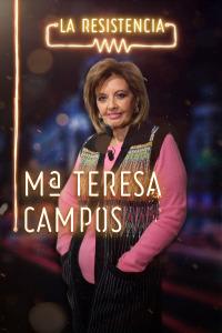 La Resistencia. T3.  Episodio 66: Mª Teresa Campos