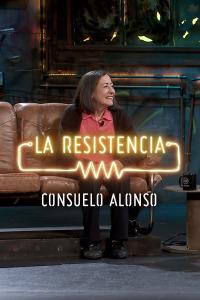 La Resistencia: Selección.  Episodio 213: Consuelo Alonso - Entrevista - 21.01.20