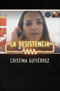 La Resistencia: Selección.  Episodio 224: Cristina Gutiérrez -