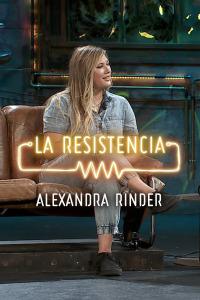 La Resistencia: Selección.  Episodio 227: Alexandra Rinder - Entrevista - 03.02.20