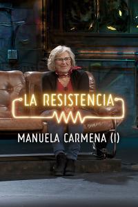 La Resistencia: Selección.  Episodio 216: Manuela Carmena - Entrevista II - 22.01.20
