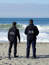 Navy: Investigación criminal. T17.  Episodio 12: Plan de vuelo