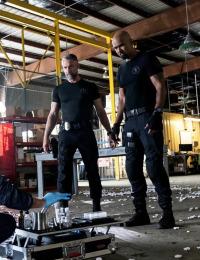 S.W.A.T.: Los hombres de Harrelson. T3.  Episodio 12: Buen policía