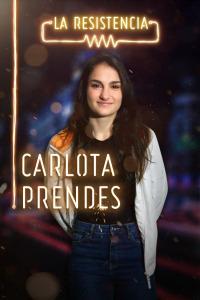 La Resistencia. T3.  Episodio 91: Carlota Prendes