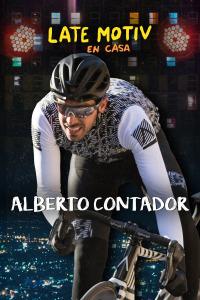 Late Motiv. T5.  Episodio 102: Alberto Contador
