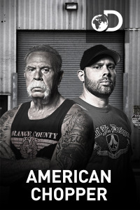 American Chopper: Senior vs Junior. T2. American Chopper: Senior vs Junior