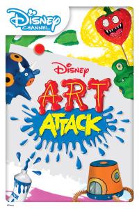 Art Attack. T4. Art Attack