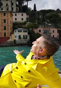 Mis hoteles favoritos: Esteban Mercer. T4.  Episodio 39: Hotel Belmond Espléndido (Portofino)