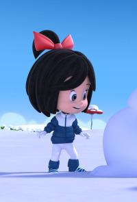 Cleo y Cuquín. T2.  Episodio 19: Juegos helados