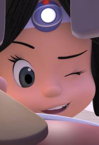 Cleo y Cuquín. T1.  Episodio 10: El diente volador
