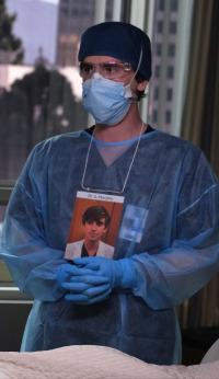 The Good Doctor. T4.  Episodio 1: Primera línea (I)