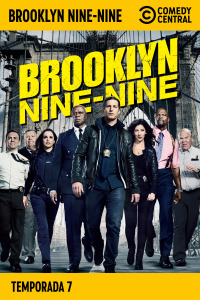 Brooklyn Nine-Nine. T7.  Episodio 2: La capitana Kim