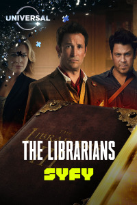 The Librarians. T3. The Librarians