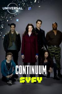 Continuum. T1.  Episodio 3: Perdiendo el tiempo