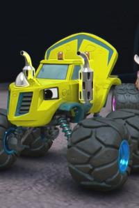 Blaze y los Monster Machines. T5.  Episodio 2: La búsqueda del trofeo