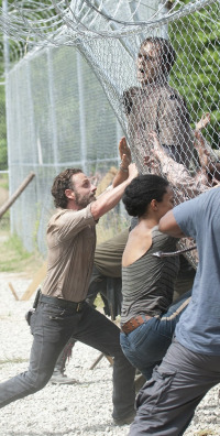The Walking Dead. T4.  Episodio 2: Infectados