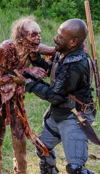 The Walking Dead. T8.  Episodio 3: Monstruos